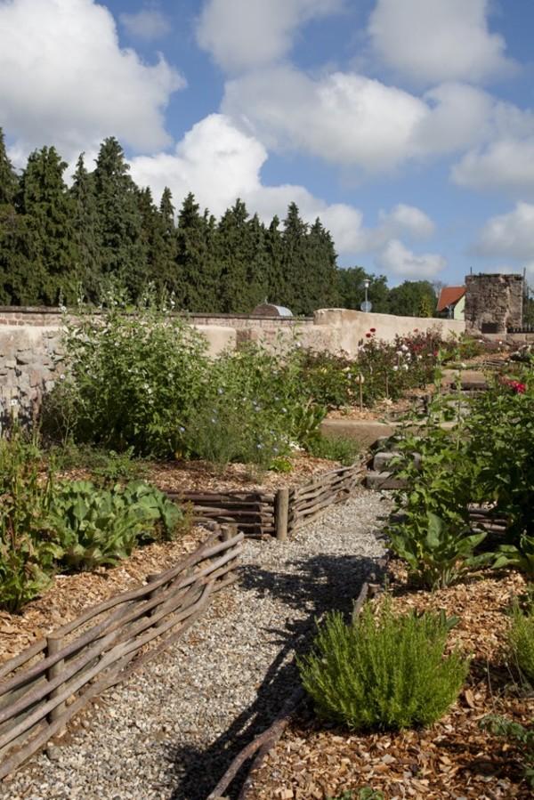 Rendez Vous aux Jardins 2018 -Jardin médiéval de Rosheim