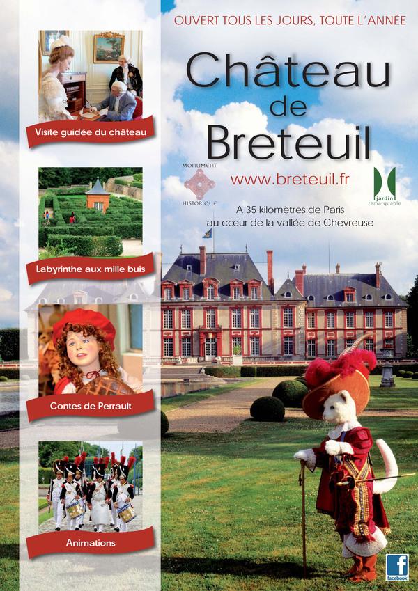 Journées du patrimoine 2018 - Bal au Château de Breteuil