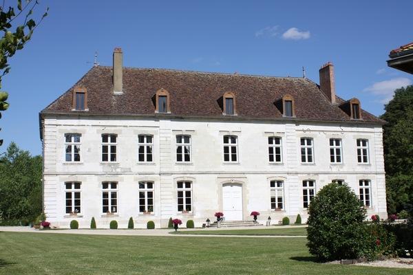 Crédits image : Château de Charmont © Mathieu Baty