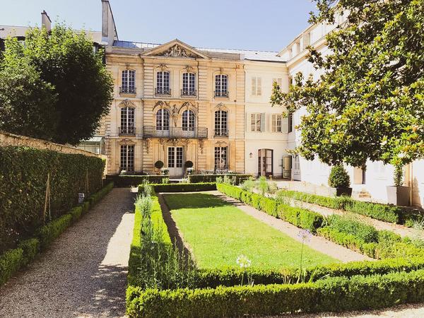 Crédits image : Ville de Versailles, musée Lambinet