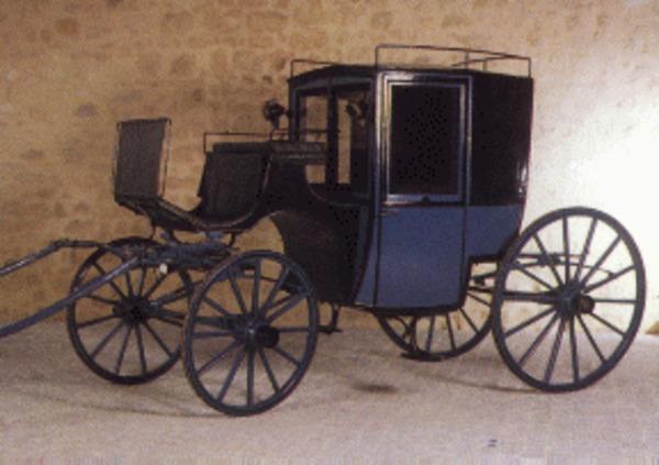 Crédits image : © Musée de la voiture à cheval