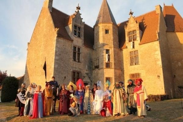 Journées du patrimoine 2017 - Logis de Moullins 1300 -JPE