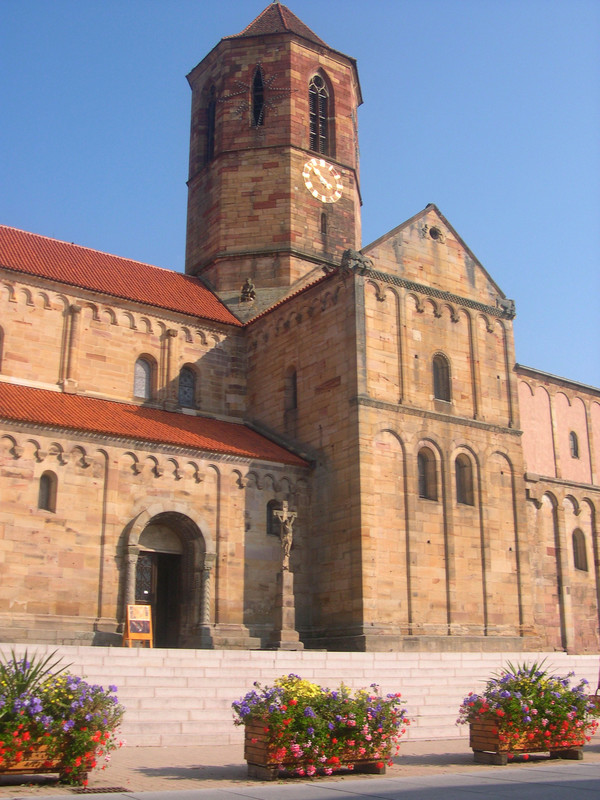 Crédits image : Commune de Rosheim