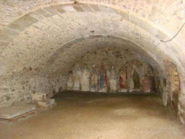 Crédits image : © Ancienne abbaye de la Trinité