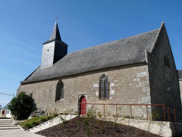 Journées du patrimoine 2019 - Visite libre chapelle Saint-Michel