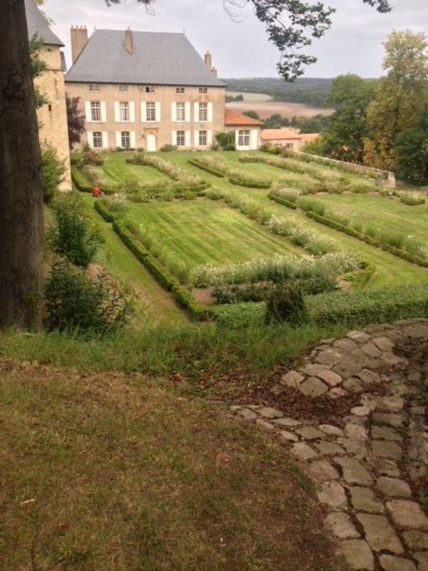 Rendez Vous aux Jardins 2018 -Château de Hayes