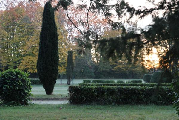 Rendez Vous aux Jardins 2018 -Jardin du Château de Ravignan