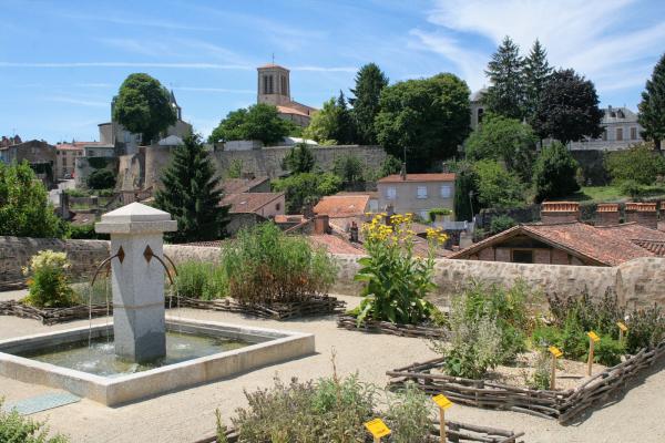 Rendez Vous aux Jardins 2018 -Jardin Férolle