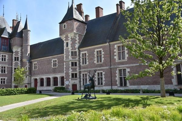 Nuit des musées 2018 -Château-musée de Gien - chasse, histoire et nature en Val de Loire