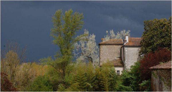 Crédits image : © Association Les Amis du Château De Gères