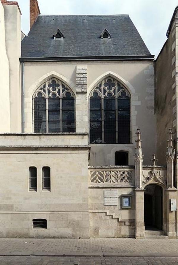 Crédits image : Orléans, hier et aujourd'hui