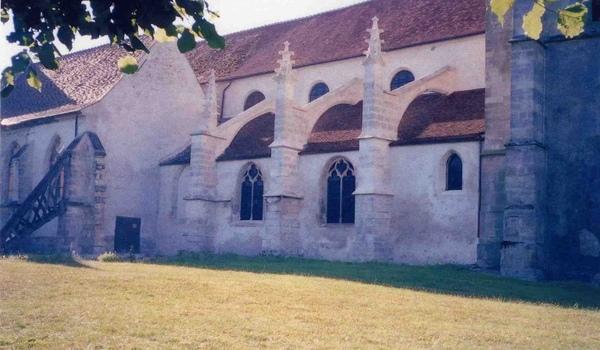 Journées du patrimoine 2017 - Visite libre de l'église et accès à la tribune de l'orgue