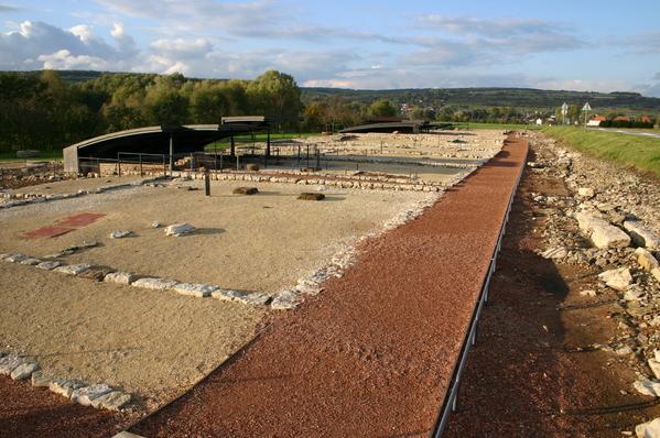 Crédits image : Conservation départementale d'archéologie / CD57