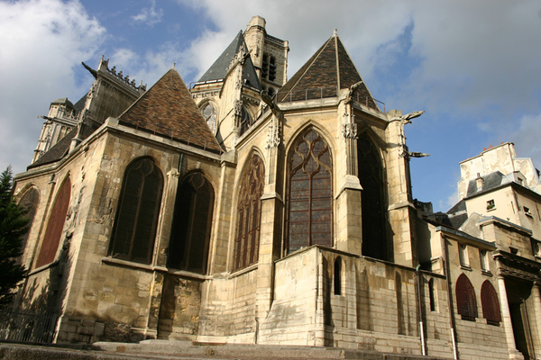 Église Saint-Gervais, Paris