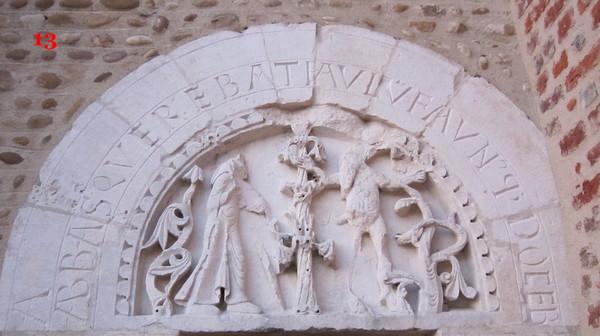 Journées du patrimoine 2017 - Visiste commentée de l'église de Saint-Paul-de-Varax