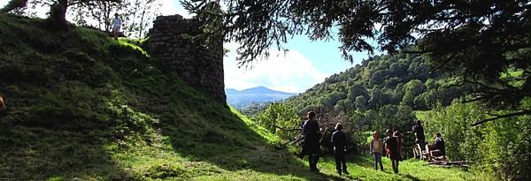 Journées du patrimoine 2018 - Visite commentée historique du château de Varennes.