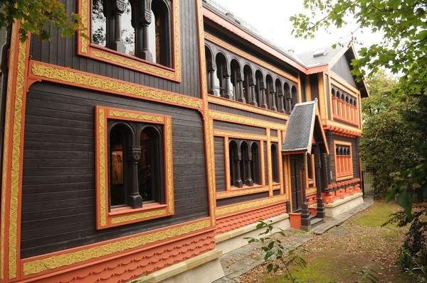 Journées du patrimoine 2017 - Visite du Musée Roybet Fould