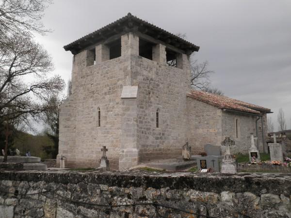 Crédits image : © G. Pons  chapelle de Saint-Clément