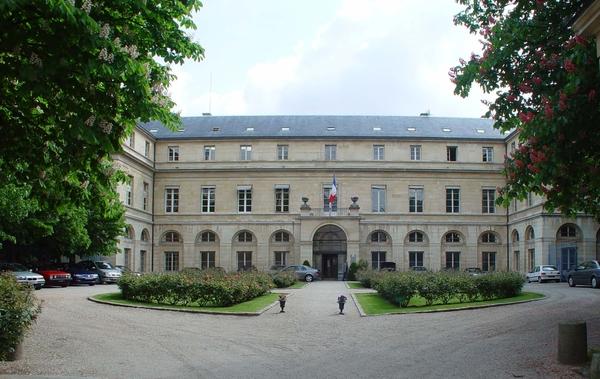 Journées du patrimoine 2020 - Visite du Pavillon Boncourt, Hôtel de la ministre de l'Enseignement supérieur, de la Recherche, et de l'Innovation