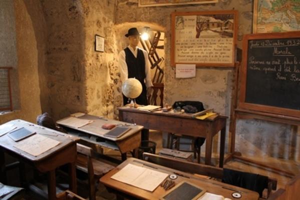 Journées du patrimoine 2018 - Visite libre et rencontre au musée d'arts et traditions populaires du Val d'Arly.