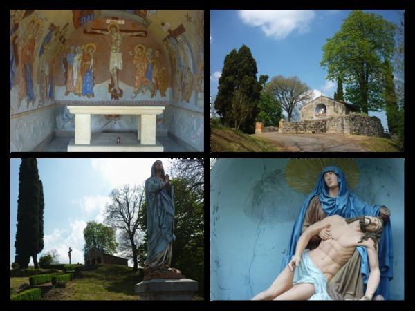 Journées du patrimoine 2017 - Visite libre de l'église et des chapelles du Calvaire et du Bédiau