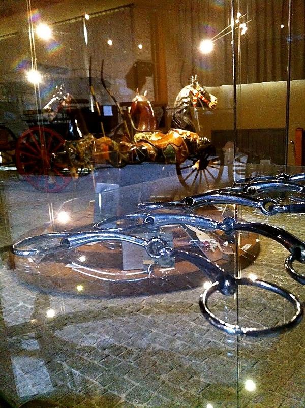 Nuit des musées 2019 -Musée de la voiture à Cheval de Bourg (33710)