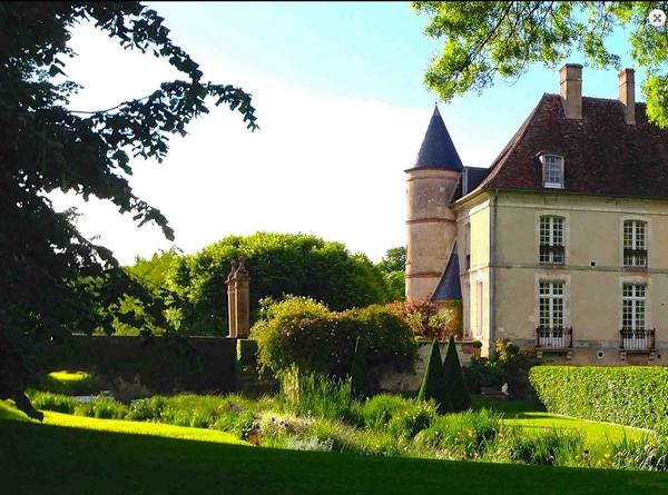 Rendez Vous aux Jardins 2018 -Château de Pesselières