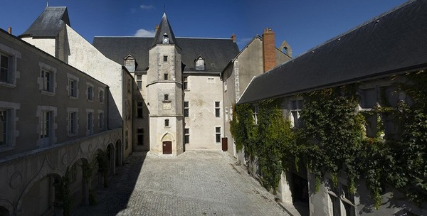 Crédits image : Château Beaugency