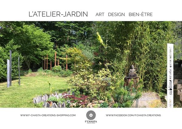 Rendez Vous aux Jardins 2018 -L'Atelier-Jardin de F'Chasta Créations