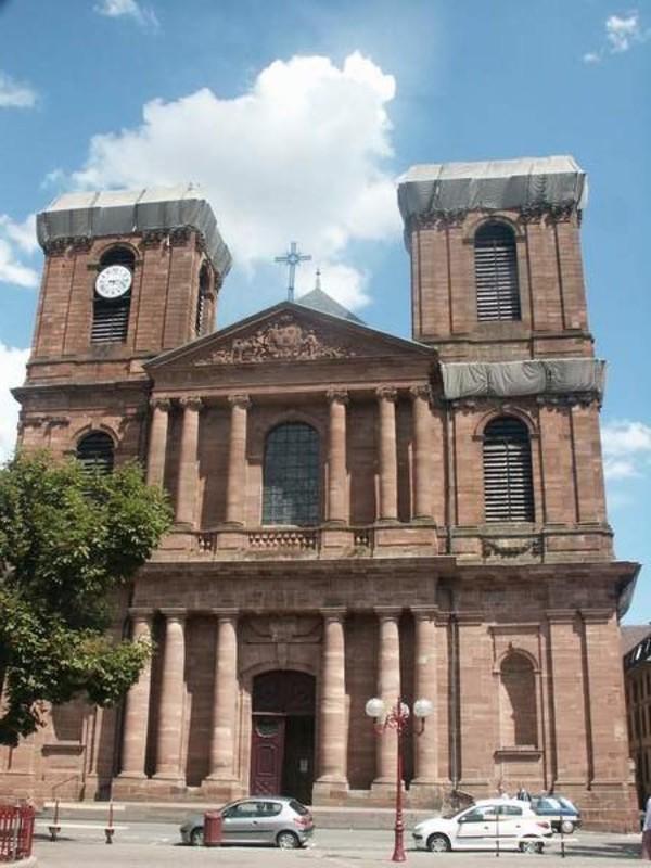 Journées du patrimoine 2019 - Visite commentée Cathédrale Saint-Christophe