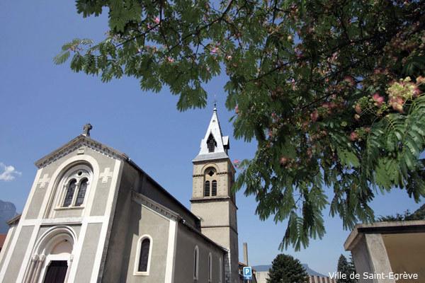 Crédits image : Ville de Saint-Egrève