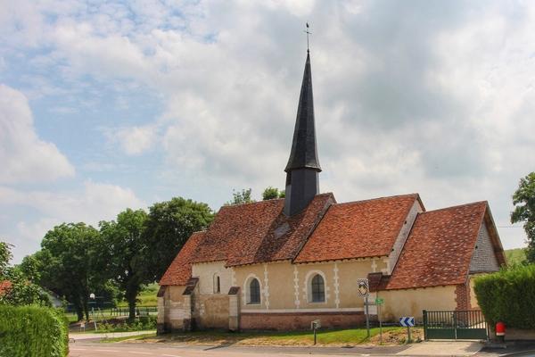 Église Saint-Benoit