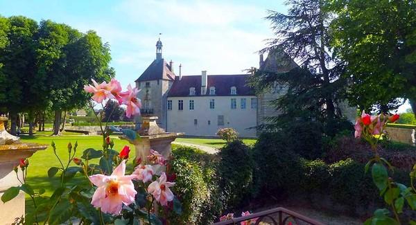 Rendez Vous aux Jardins 2018 -Parc du Château d'Epoisses