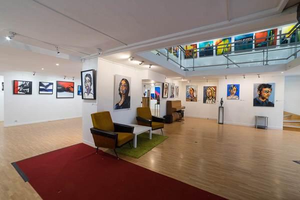 Crédits image : Galerie Têtes de l'Art - © Mr. Jean-Baptiste OLSOMMER