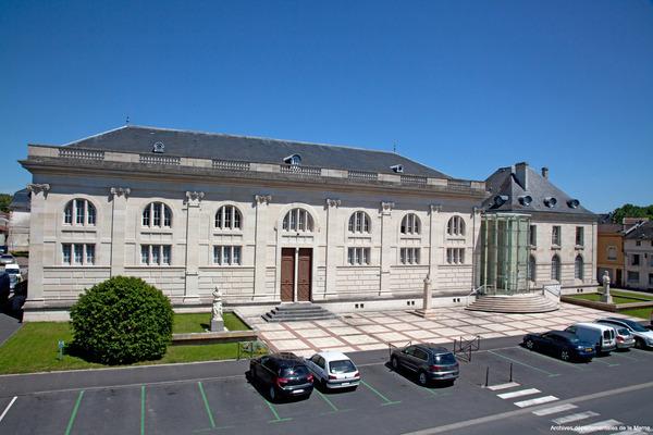 Crédits image : Archives départementales de la Marne
