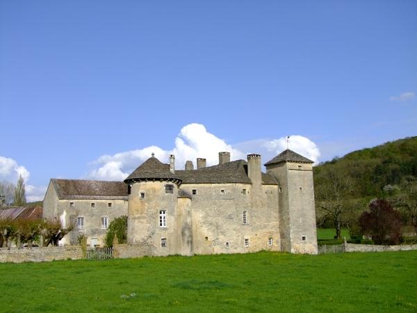 Journées du patrimoine 2017 - Le château d'Ozenay, son histoire, ses particularités