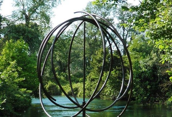 Rendez Vous aux Jardins 2018 -La Bastide Rose - musée Pierre Salinger