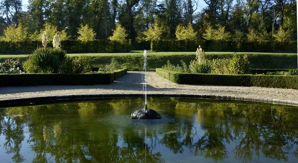 Rendez Vous aux Jardins 2018 -Les jardins du château d'Hauterive