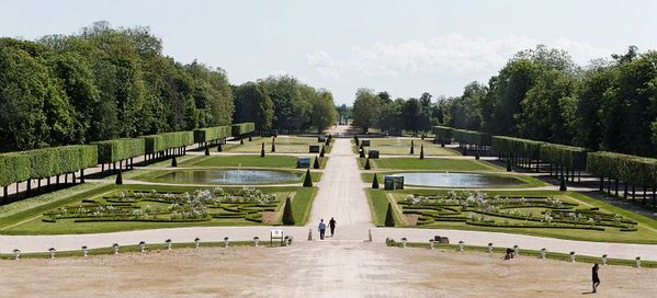 Rendez Vous aux Jardins 2018 -Jardins du Château de Lunéville