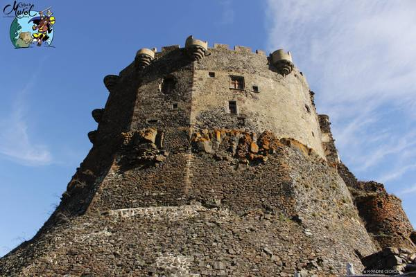 Journées du patrimoine 2017 - Visites guidées costumées au château de Murol