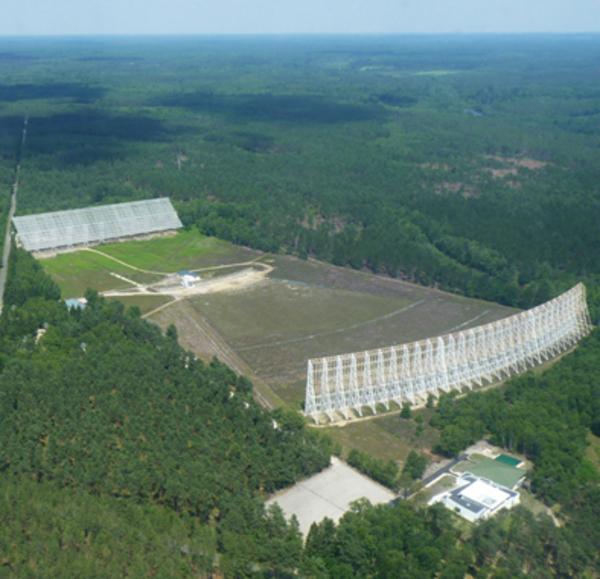 Crédits image : Station de Radioastronomie de Nançay, Observatoire de Paris/CNRS/Université d'Orléans