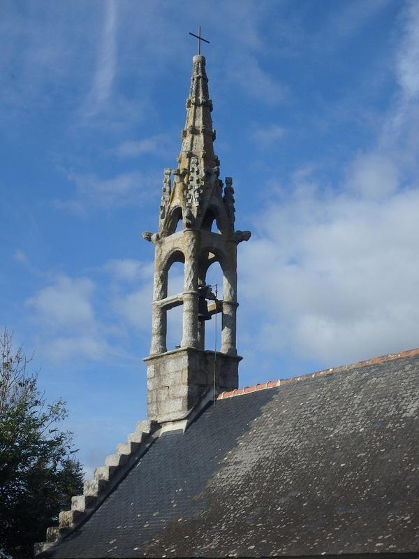 Crédits image : clocher - Névez