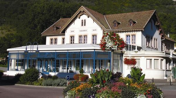 Journées du patrimoine 2017 - Thermes de Challes-les-Eaux