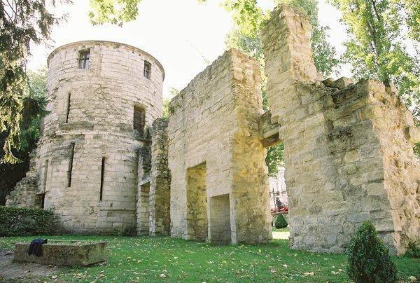 Journées du patrimoine 2017 - Stand de la Société d'histoire et d'archéologie Le Vieux Saint-Maur