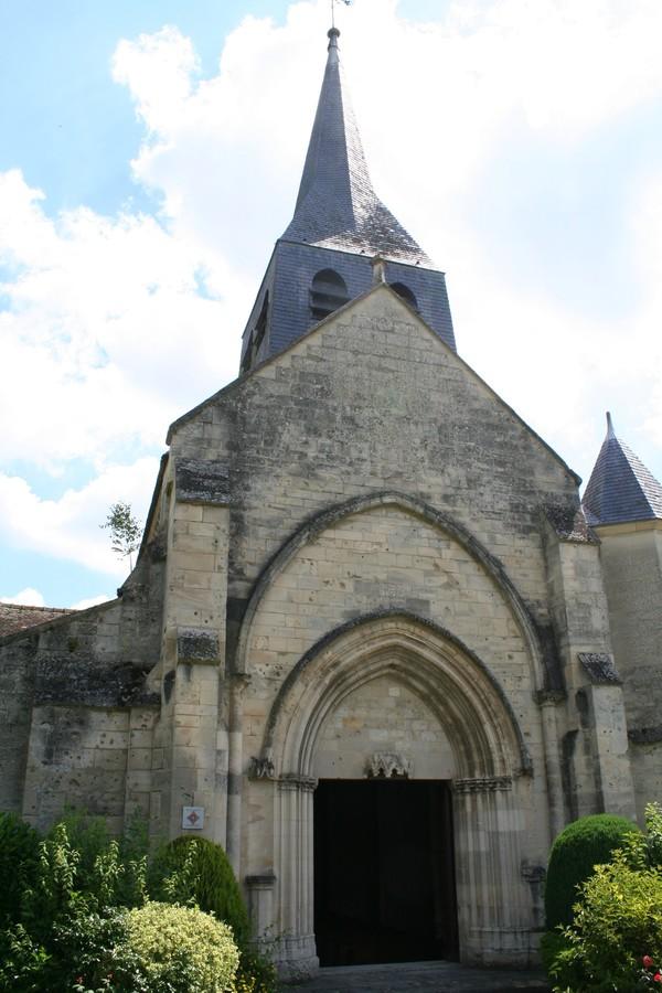 Journées du patrimoine 2020 - Visite libre de l'église de Pancy-Courtecon