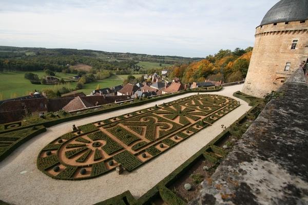 Crédits image : © château de Hautefort