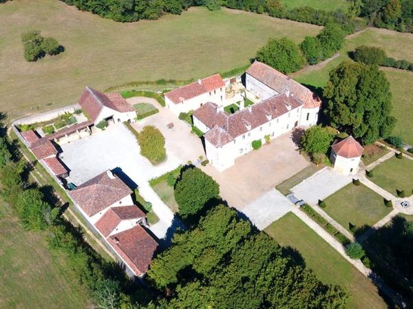Crédits image : M. de Beauvais - vue aérienne de 2018