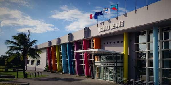 Médiathèque François Mitterrand