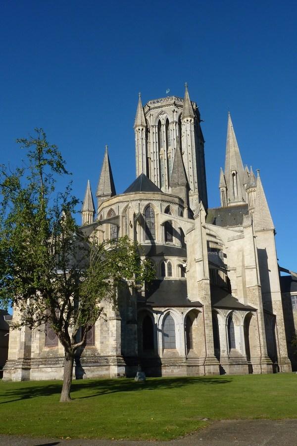Journées du patrimoine 2017 - Visite guidée de la cathédrale de Coutances