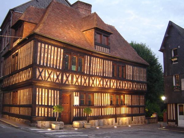 Nuit des musées 2018 -Musée du Vieux Manoir - Orbec